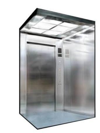 Ascensor automático de pasajeros - Estándar sin decoración - Smart Motion S.A.S