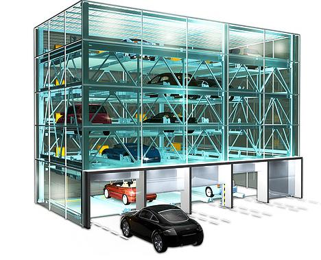 Duplicador de parqueaderos automático - Smart Motion SAS