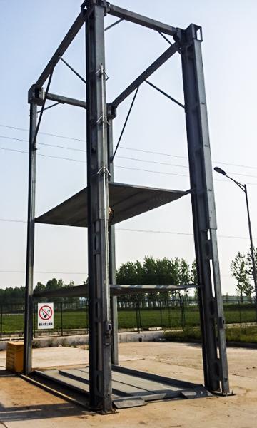 Duplicador de parqueadero tipo torre - Smart Motion SAS