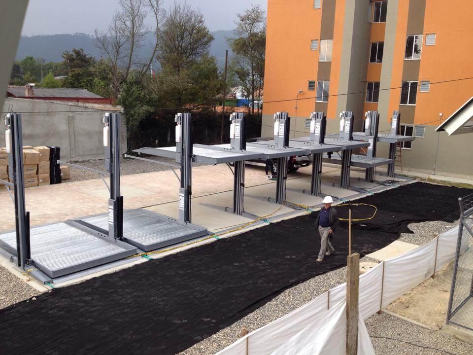 Duplicadores de parqueo estándar - Smart Motion SAS
