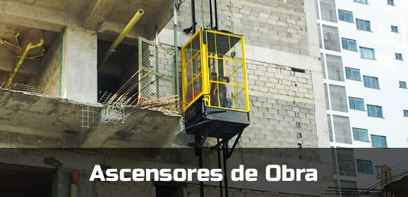 Ascensores de Obra - Smart Motion SAS