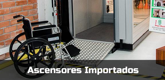 Ascensores para discapacitados importados - Smart Motion SAS