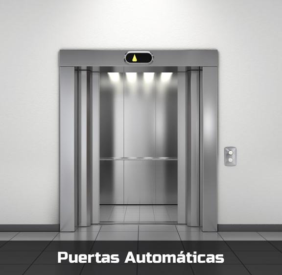 Ascensores de pasajeros, puertas automáticas - Smart Motion SAS