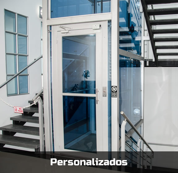 Ascensores personalizados - Smart Motion SAS