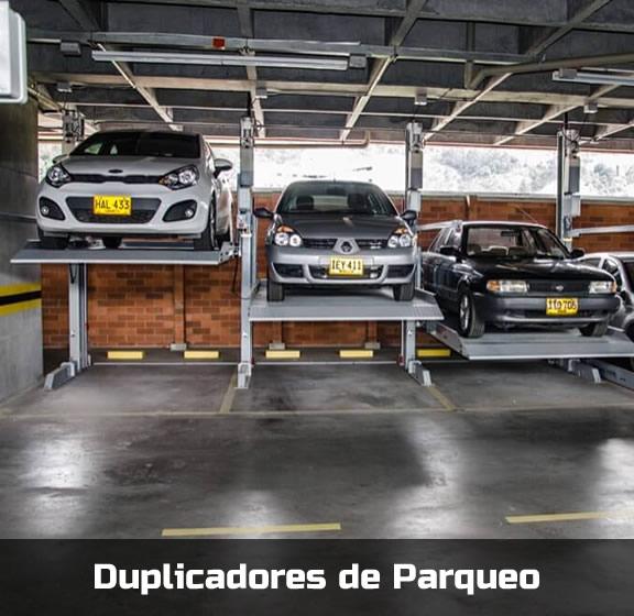 Duplicadores de parqueo - Smart Motion SAS