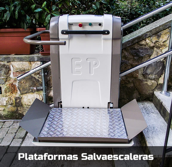 Plataformas Salvaescaleras - Smart Motion SAS