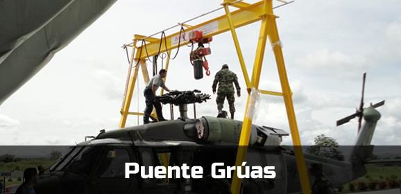 Puente Grúas - Smart Motion SAS