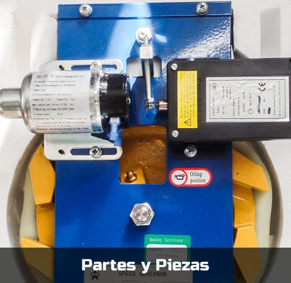 Partes y piezas para ascensores - Smart Motion SAS