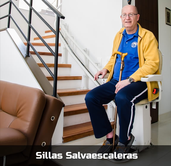 Sillas Salvaescaleras - Smart Motion SAS