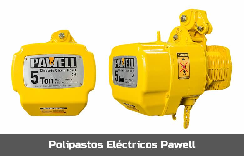 Polipastos Eléctricos Pawell