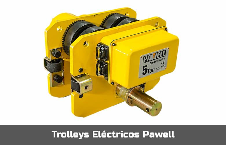 Trolleys Eléctricos Pawell