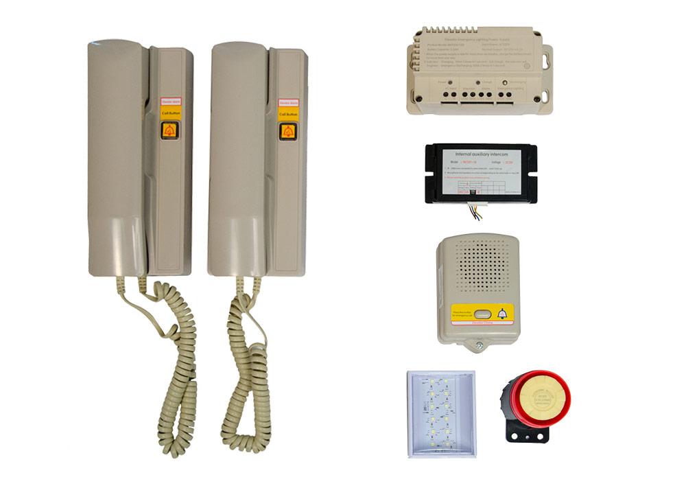 kit de emergencia ascensor